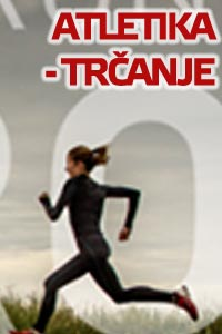 Atletika - Trčanje